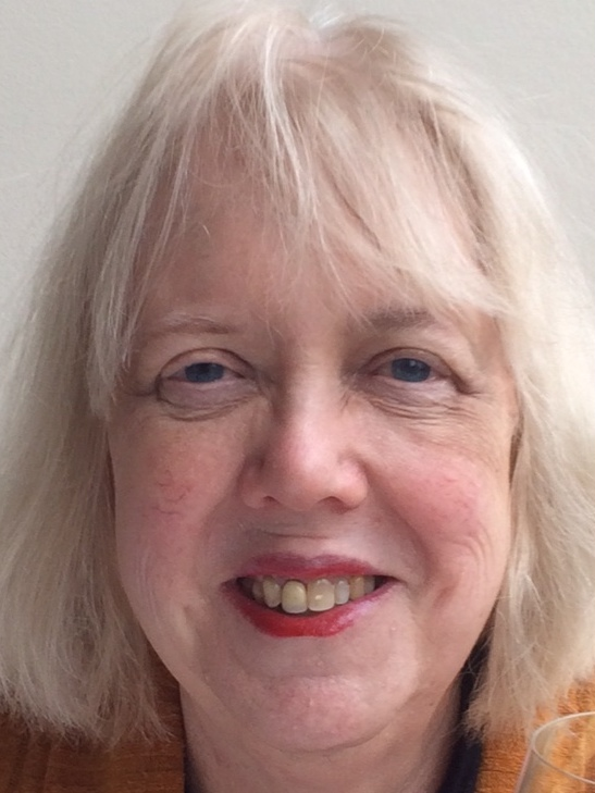 Justine Jones : Communication and Cohort Training Officer