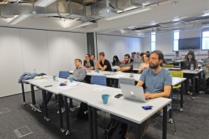 Workshop on Advanced Topics in Complex Networks Photo 1