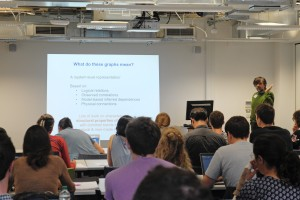Workshop on Advanced Topics in Complex Networks Photo 2